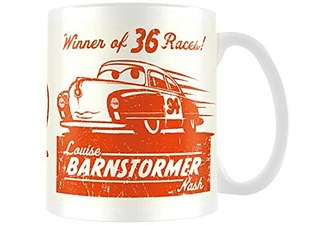 Taza - Cars 3, Legend Of The Track, Louise Barnstormer Nash