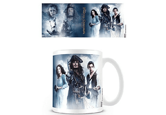 Taza - Pirates Of The Caribbean, Salazars Revenge