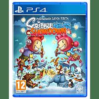 PS4 - Scribblenauts Showdown