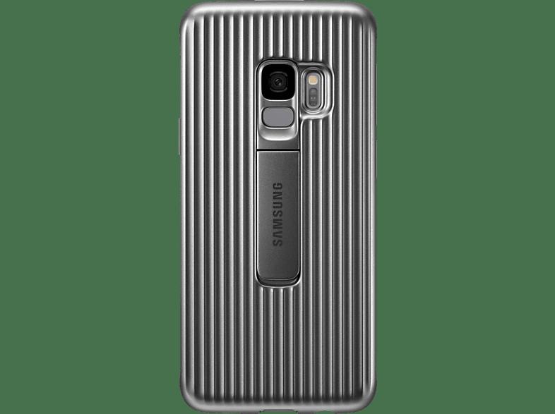 Carcasa Para Samsung Galaxy S9 Samsung Protective Standing Cover Plata