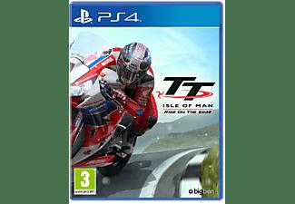 PS4 TT Isle Of Man: Ride On The Edge