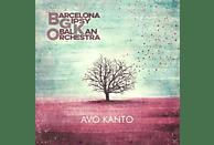 Avo Kanto - Barcelona Gipsy Balkan Orchestra - CD