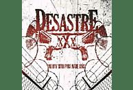 Desastre - No hay sitio para nadie más - CD