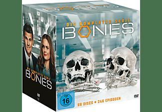 Bones - Die Komplette Serie - Staffel 1 - 12 DVD