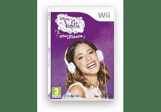 Wii Violetta Ritmo & Música