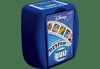 WINNING MOVES Top Trumps Quiz Disney Classic Quiz Mehrfarbig