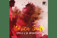 Ibérica Suite - Lorca y la Argentinita - CD