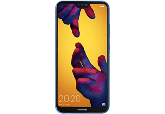 "Móvil - Huawei P20 Lite, Azul, 64 GB, 4 GB RAM, 5.84"", Kirin 659, 3000 mAh, Android"
