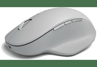 Ratón inalámbrico - Microsoft Surface Precision, USB, Ergonómico, Gris