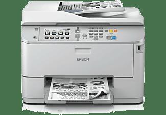 Impresora multifunción - Epson WorkForce Pro WF-5690DWF, Tinta inyección, Color y Negro