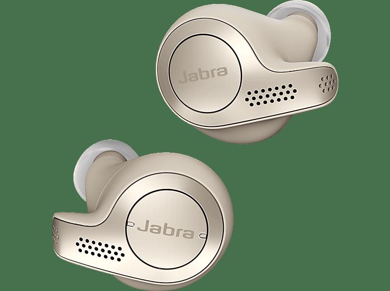 JABRA Draadloze oortjes Elite 65t Gold Beige (100-99000001-60)
