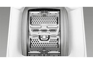 Lavadora carga superior - Zanussi ZWQ61235CI, 6 kg, 1200 rpm, Blanca