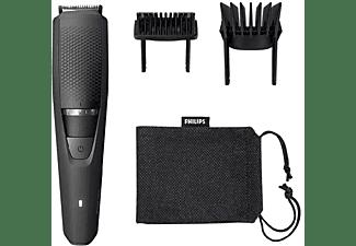 Barbero y cortapelos - Philips BT3236/14, 40 posiciones de longitud, 1 hora autonomía, Cuchillas metálicas