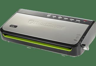 Envasadora al vacío - Foodsaver FFS005X, Función de vacío y sellado automático, Función Pulse,