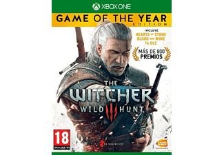 Xbox One The Witcher 3: Wild Hunt - Game Of The Year Edition