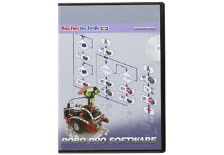 Software Robótica - Fischertechnik ROBO PRO, Compatible con Windows
