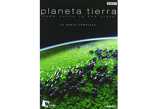 Planeta Tierra - Serie completa - DVD