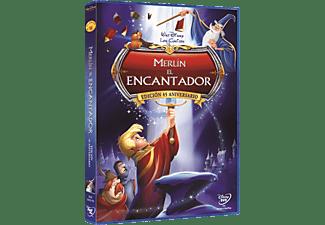 Merlín, El Encantador - Edición Especial - Dvd