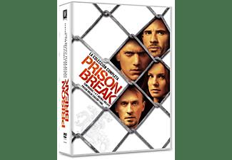 Prison break - Temporadas 1-4 - DVD