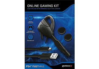 Auriculares gaming - Gioteck Gaming Kit