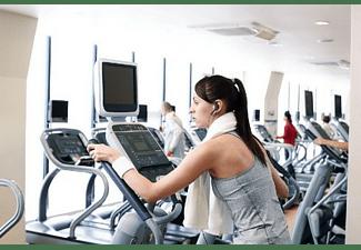 Auriculares deportivos - Sony MDR-AS210AP, Micrófono, Amarillo