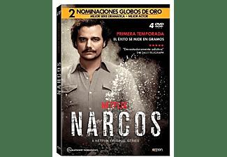 Narcos - Temporada 1 - DVD