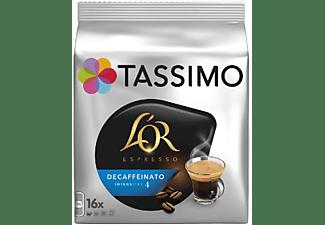 Cápsulas monodosis - Tassimo L'Or Espresso Decaffeinato, 16 cápsulas
