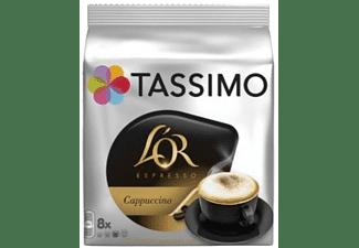 Cápsulas monodosis - Tassimo L'OR Espresso Capuchino, 8 cápsulas