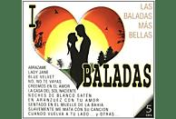 I Love Baladas - CD