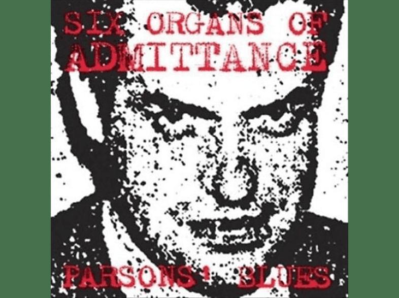 Six Organs Of Admittance - Parsons's Blues [Vinyl]