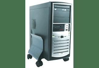 Soporte metálico para CPU - Fellowes Grafito