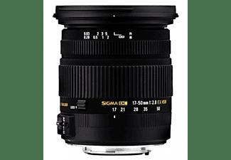 Objetivo - Sigma 17-50 mm f/2,8 DC OS HS  Nikon