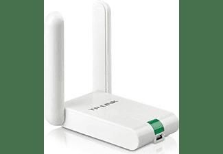 Adaptador Wi-Fi USB - TPLink WiFi Adapter N300, b/g Compatible, 300Mbps