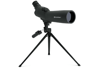 Telescopios Terrestres - Celestron Upclose 60mm 20-60x, 45º, Refractor, Verde