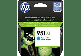 Cartucho de tinta - HP 951XL, Cian, CN046AE