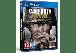 PS4 Call of Duty WW II + DLC del Arma Nazi Zombies Camo