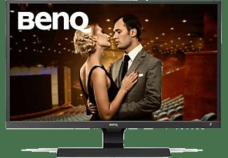 """Monitor - BenQ EW3270ZL, 32"""", 2K QHD, sRGB, 2x HDMI, Negro"""