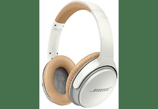 Auriculares inalámbricos - Bose SoundLink headphones II, Diadema, Bluetooth, NFC, Blanco