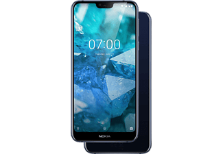 NOKIA 7.1 Dual SIM, mitternachtsblau