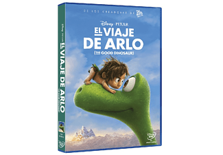 El Viaje de Arlo - Dvd
