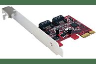 Tarjeta eSATA - StarTech.com PEXSAT32 Tarjeta Controladora PCI Express SATA de 2 Puertos SATA 6 Gbps