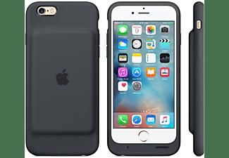 Funda batería - Apple MGQL2ZM/A, para iPhone 6-6S, gris carbón