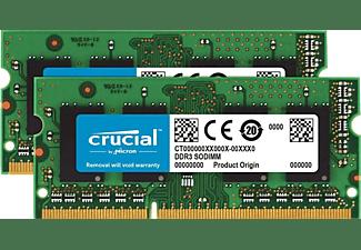 Memoria Ram - CRUCIAL CT2KIT102464BF160B/16GB/1600/DDR3