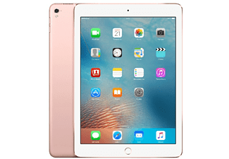 "Apple iPad Pro (2016), 32 GB, Oro rosa, WiFi + Cellular, 9.7"" Retina, 2 GB RAM, Chip A9X, iOS"