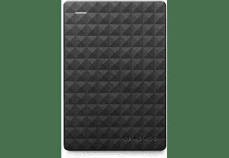 Disco duro 3 TB - Seagate Expansion Portable, USB, Negro