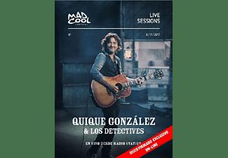 Quique González & Los detectives - En vivo para Radio Station (Edición firmada) - CD + DVD