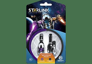 Juguete modular - Starlink Battle For Atlas, Pack De Armas Crusher + Shredder