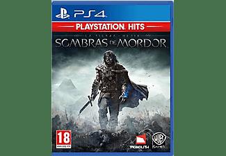 PS4 Tierra Media: Sombras de Mordor (PlayStation Hits)