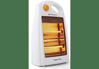 Estufa eléctrica - Orbegozo BP 5007, 800 W, Cuarzo, 2 niveles de potencia, Tamaño compacto