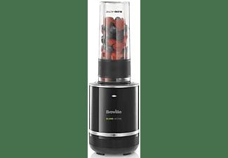 Batidora de vaso - Breville Blend Active Pro Blender VBL120X, Potencia 300W, Capacidad 500ml, Apta